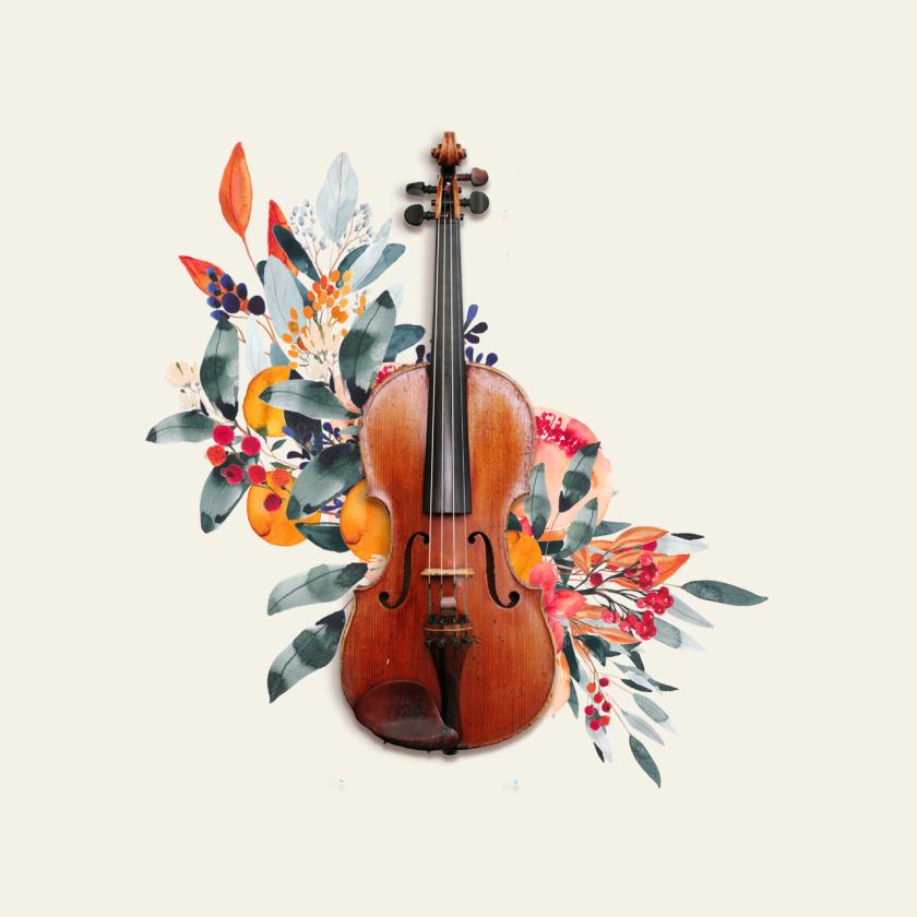 Spring Concert at Ivy Creek Instagram post